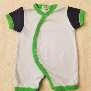 Baby Infant Summer Shortsleeve Romper Outfit 3M